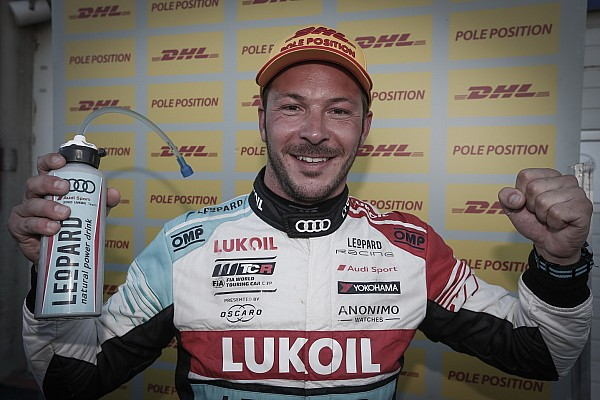 Zandvoort WTCR: Vernay scores Audi's first pole