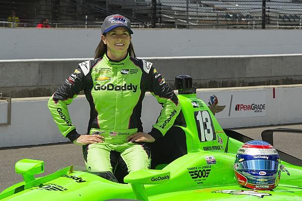 IndyCar Noticias Danica cree en la posibilidad ganar en Indy 500