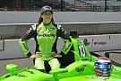 IndyCar Danica Patrick geht von P7 in ihr letztes Rennen: