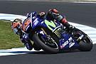 MotoGP Meski terjatuh, Vinales tetap merasa positif