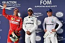 Гран Прі США: Хемілтон та Феттель знову на першому ряді