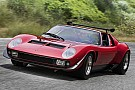 Automotive One-off Miura SVR fully restored by Lamborghini