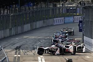 Formule E Nieuws Formule E sluit meerjarige deal met titelsponsor