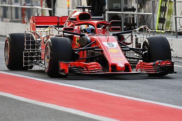 Formule 1 Preview Vettel : Le travail mené à Barcelone