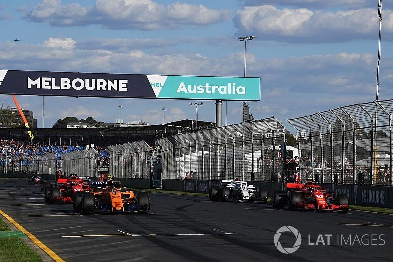 La F1 et Netflix s'associent pour une série documentaire