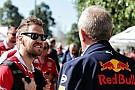 Marko, Vettel'e sahip çıktı