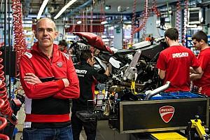 WSBK Ultime notizie Colpo di scena: Ernesto Marinelli lascia la Ducati a fine stagione!