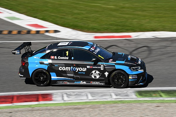 Комини победил во второй гонке TCR в Монце