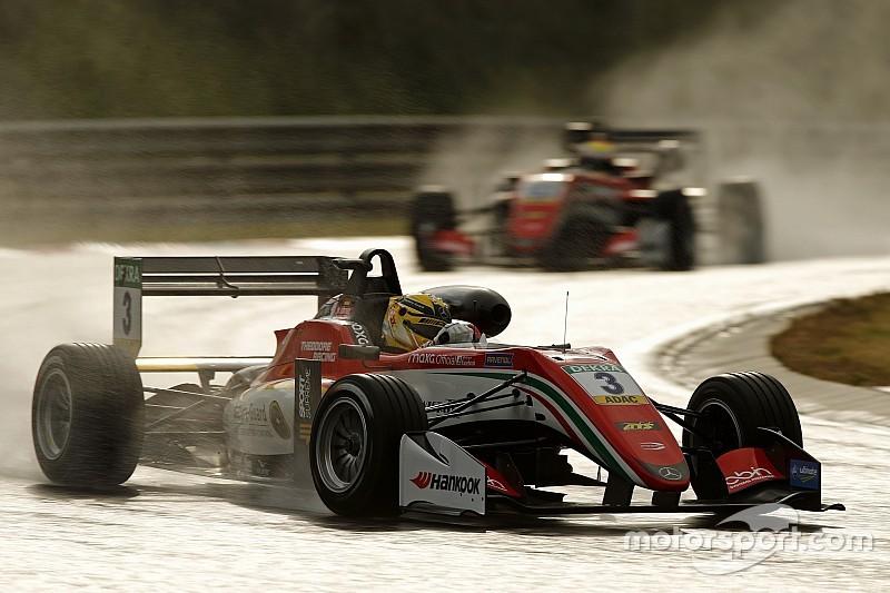 Vainqueur, Günther devient leader du championnat