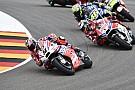 Ducati s'attend à avoir un jour moins de motos satellites