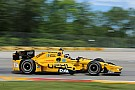 IndyCar Rahal hoping tire tactics give him a chance against Penske
