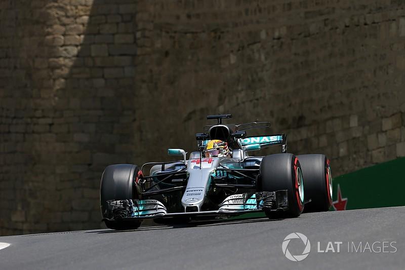 Хэмилтон: В Баку будто привезли шины ExtraHard