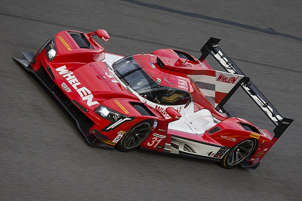 Daytona 24 Hours: Hr1 – Cadillacs dominate opening hour