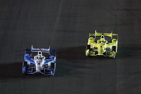 IndyCar Pagenaud en colère après le dépassement de Newgarden