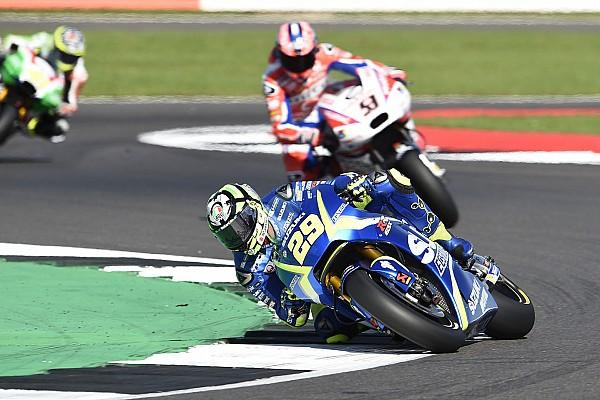 MotoGP Suzuki-MotoGP-Pilot Andrea Iannone: Es fehlt an Effektivität und überall