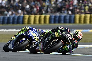 MotoGP Новость В Yamaha назвали Зарко кандидатом на место Росси