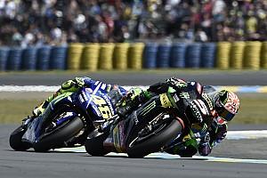 """MotoGP Nieuws Zarco: """"Rossi opvolgen bij fabrieksteam zou een droom zijn"""""""
