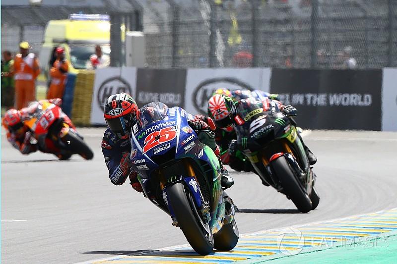 Hoe laat begint de Grand Prix van Frankrijk MotoGP?
