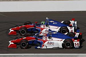 IndyCar Actualités Une décision rapide à venir pour les pilotes A.J. Foyt Enterprises