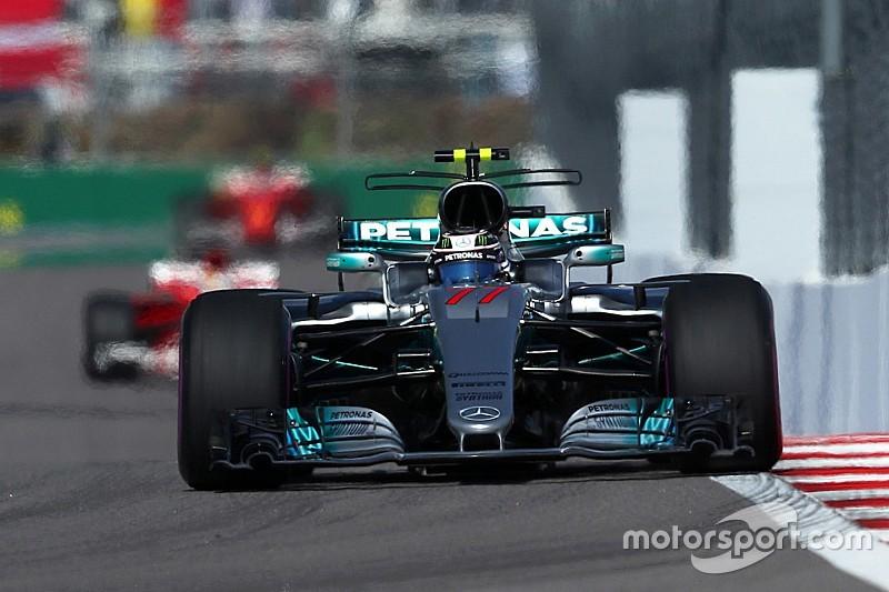 Аналіз: як Боттасу довелося додати задля першої перемоги в Ф1