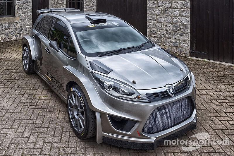 Proton está listo para regresar al WRC en 2018