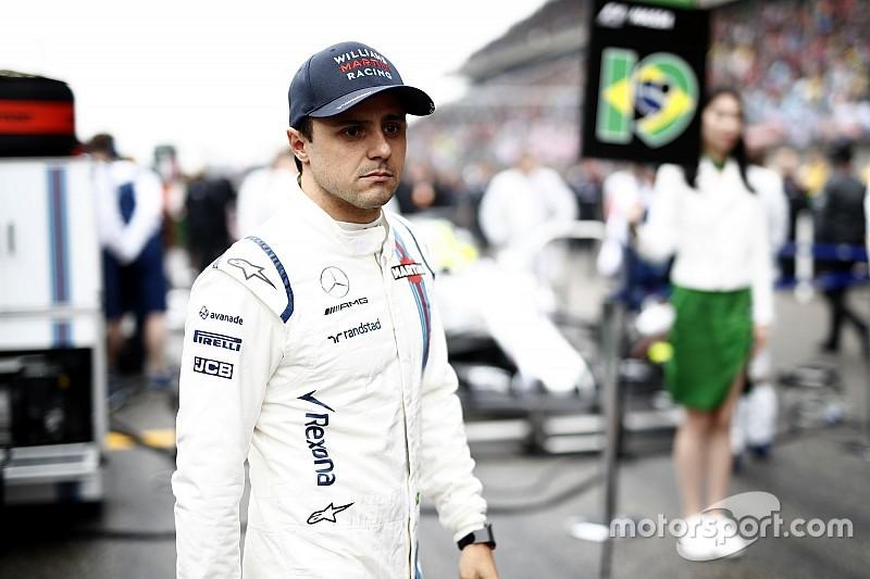 Chronique Massa - Un Grand Prix de Chine à oublier