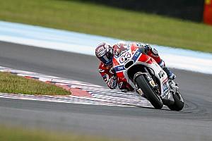 MotoGP Preview Dovizioso : Pas de crise chez Ducati et objectif victoire à Austin