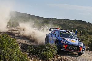 WRC Отчет о секции Невилль возглавил Ралли Италия после первого допа