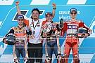 Triunfo de Márquez en Aragón para liderar el campeonato en soledad