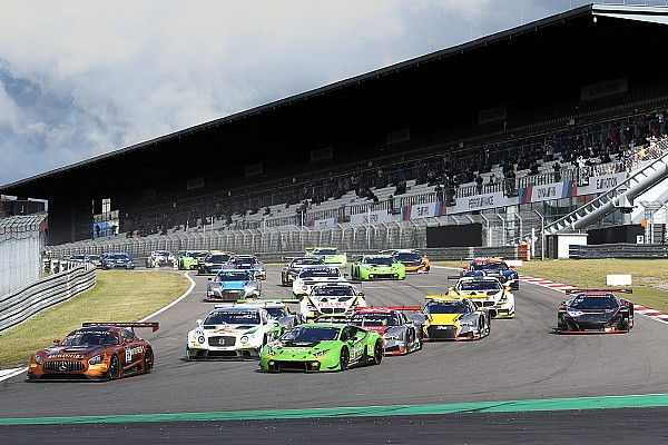 Blancpain Sprint Breaking news Ratel: Blancpain Sprint Cup not in danger with smaller grid