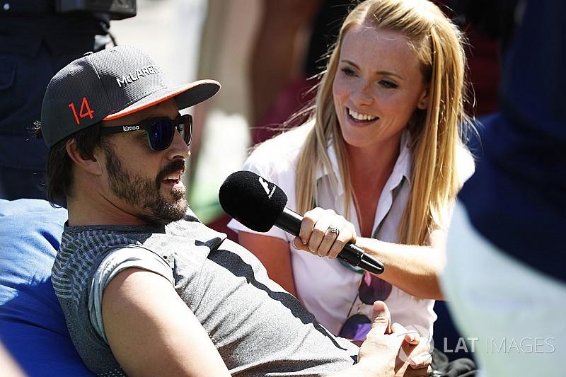 """Alonso: 2017'deki performansım """"muhteşem"""""""