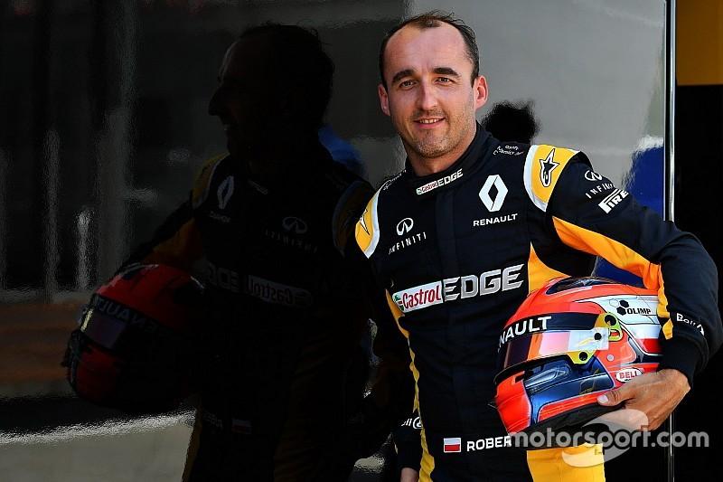 "Kubica ""cukup impresif"" di tes F1 Hongaria - Hulkenberg"