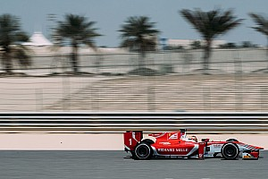 FIA F2 Testing report Leclerc quickest on opening day of Bahrain F2 test