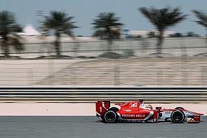 FIA F2 テストレポート 【F2】バーレーンテスト初日:松下最速も、赤旗無視でタイム抹消