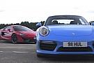 Automotive McLaren 540C vs Porsche 911 Turbo S: Sports Cars Or Supercars?