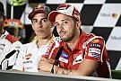 MotoGP Dovizioso veut maintenir la recette gagnante en Australie