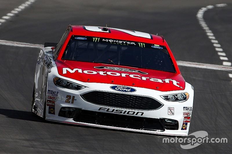 Blaney tops crash-filled practice at Texas Motor Speedway