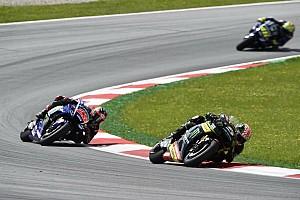"""MotoGP Noticias de última hora Zarco: """"Rossi sabe de lo que soy capaz, de ahí los encontronazos"""""""