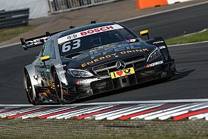 DTM Son dakika Engel, Mercedes'in DTM takımından ayrıldı