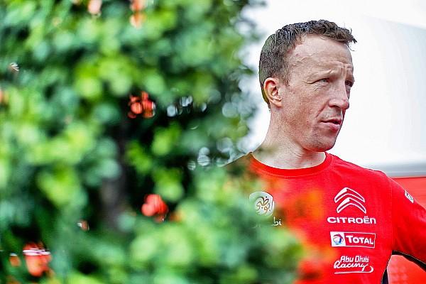 WRC Etap raporu Almanya WRC: Açılış etabında Kopecky lider, Meeke kaza yaptı