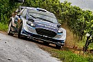 WRC Germany WRC: Tanak leads Mikkelsen after Saturday morning