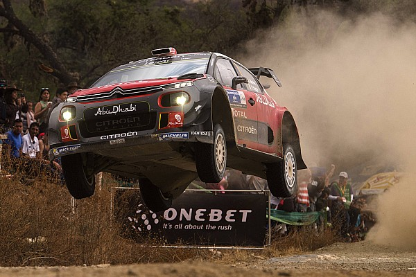 WRC Meksiko: Insiden saat Power Stage, Meeke tetap juara