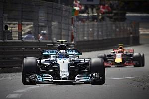Forma-1 BRÉKING A Mercedes szerint a monacói szenvedésük sokat