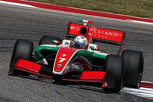 Formula V8 3.5 Reporte de la carrera Binder gana y Celis en octavo