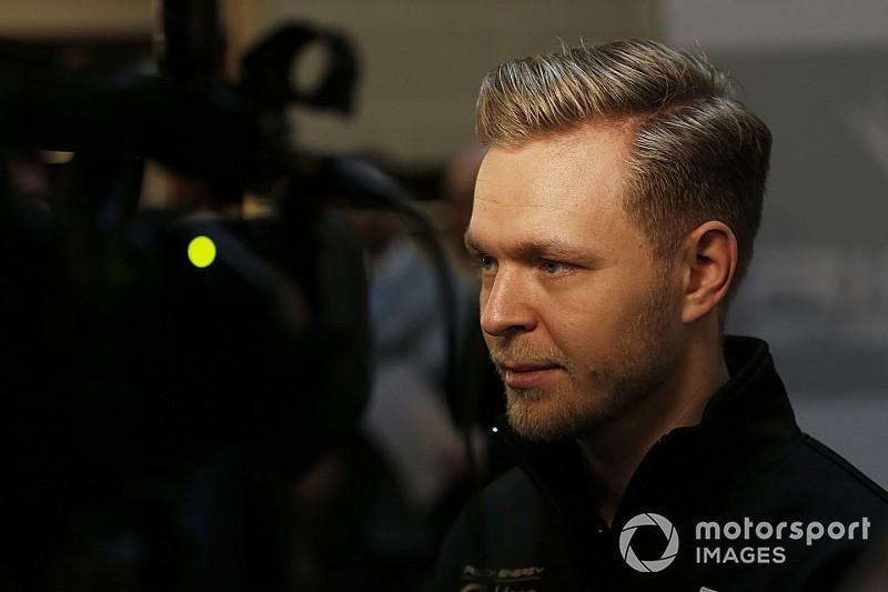 Magnussen espera que la F1 cambie la