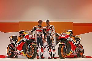 Marquez und Lorenzo präsentieren die Honda RC213V für die MotoGP 2019