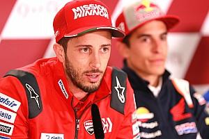 Pour Dovizioso, la hiérarchie se révèlera au Mans