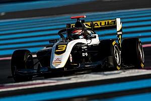 Test FIA F3 Paul Ricard, Giorno 2: Lundgaard in vetta davanti ad Armstrong