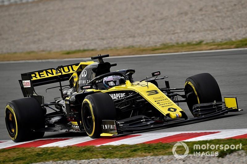 Renault: Beş takım arasında neredeyse hiç fark yok