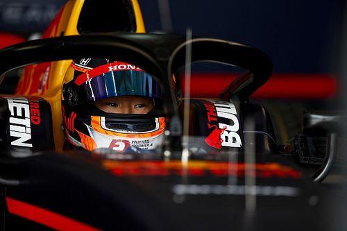 F2, Red Bull Ring, Libere: Tsunoda in vetta a sorpresa